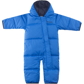 Columbia Snuggly Bunny Bunting Toddlers Super Blue/Collegiate Navy